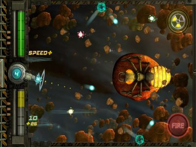 Xenon Shooter The Space Defender2