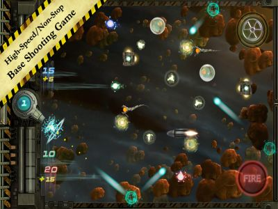 Xenon Shooter The Space Defender3